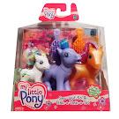 My Little Pony Tink-a-Tink-a-Too Rainbow Ponies Bonus G3 Pony