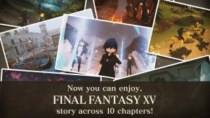 FINAL FANTASY XV POCKET EDITION Apk v1.0.5.625 Data For Android