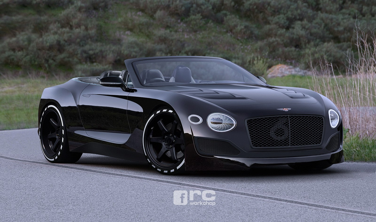 bentley exp 10 speed 6 looks sweet as a roadster too. Black Bedroom Furniture Sets. Home Design Ideas