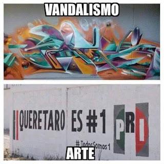 street art vandalismo vs arte