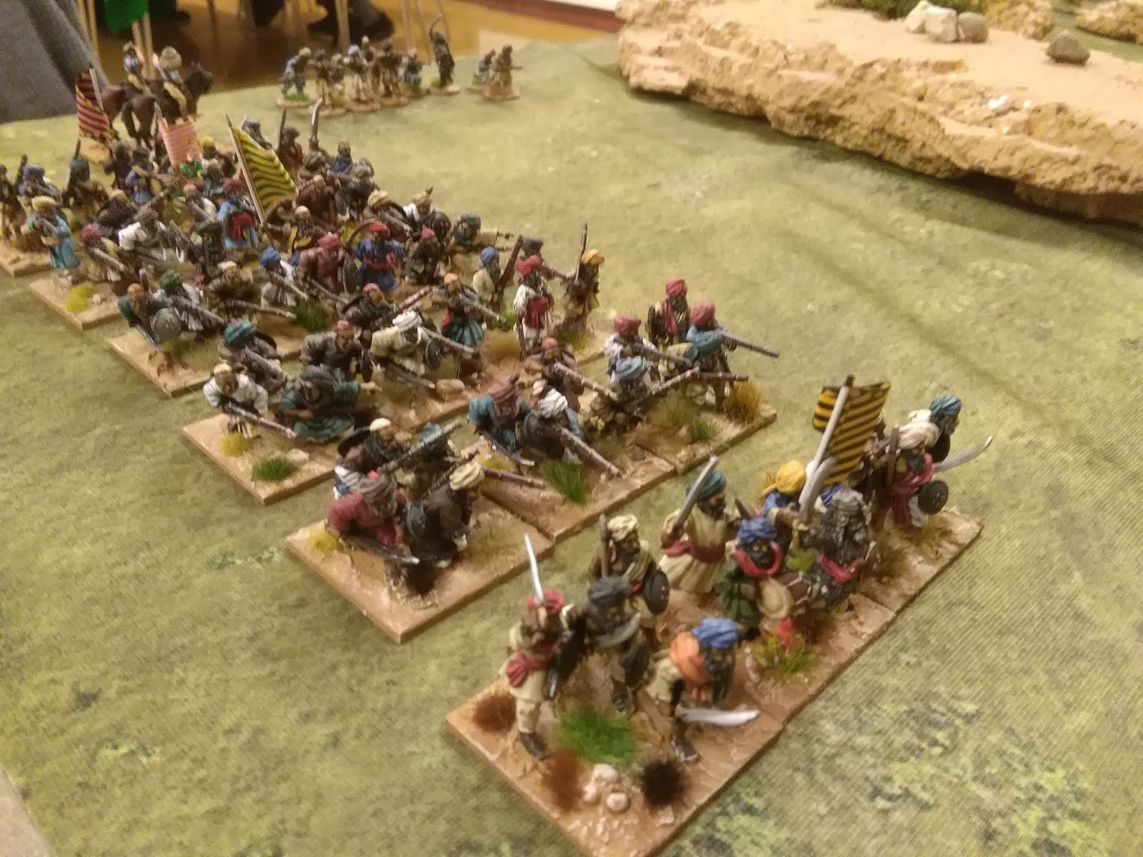 Ga Pa Great Northern War Gaming Other Projects The Men Who Would