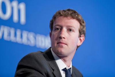 Facebook's Mark Zuckerberg Loses $17.6bn In A Day