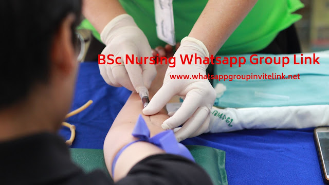 BSc Nursing Whatsapp Group Link - Whatsapp Group Invite Links