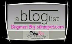 Segmen Bloglist By ciksepet.com