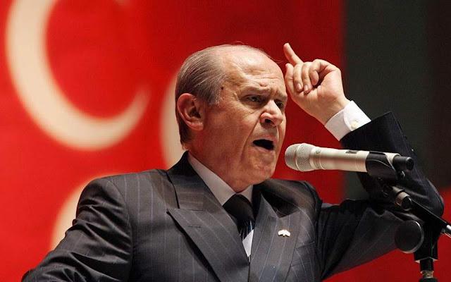 Μπαχτσελί: Η Κύπρος είναι τουρκική πατρίδα