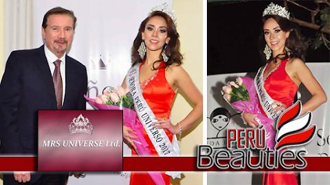 Adaly Vera es Señora Perú Universo 2017