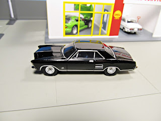 San Diego Comic-Con Hot Wheels Star Trek '64 Buick Riviera Spock
