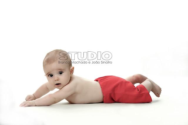 fotos mes a mes de bebes