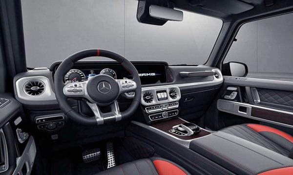 Mercedes-AMG G63 Edition 1 - 2