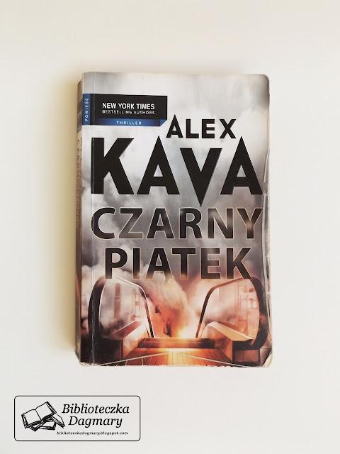 Alex Kava - Czarny piątek