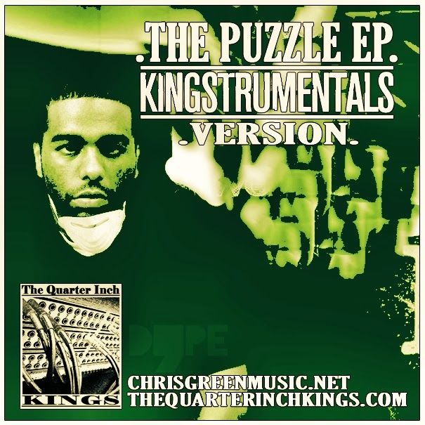 Puzzle EP Kingstrumentals