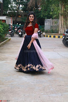 Actress Aathmika in lovely Maraoon Choli ¬  Exclusive Celebrities galleries 053.jpg
