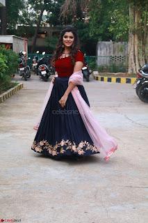 Actress Aathmika in lovely Maraoon Choli ¬  Exclusive Celebrities galleries 053.jpg