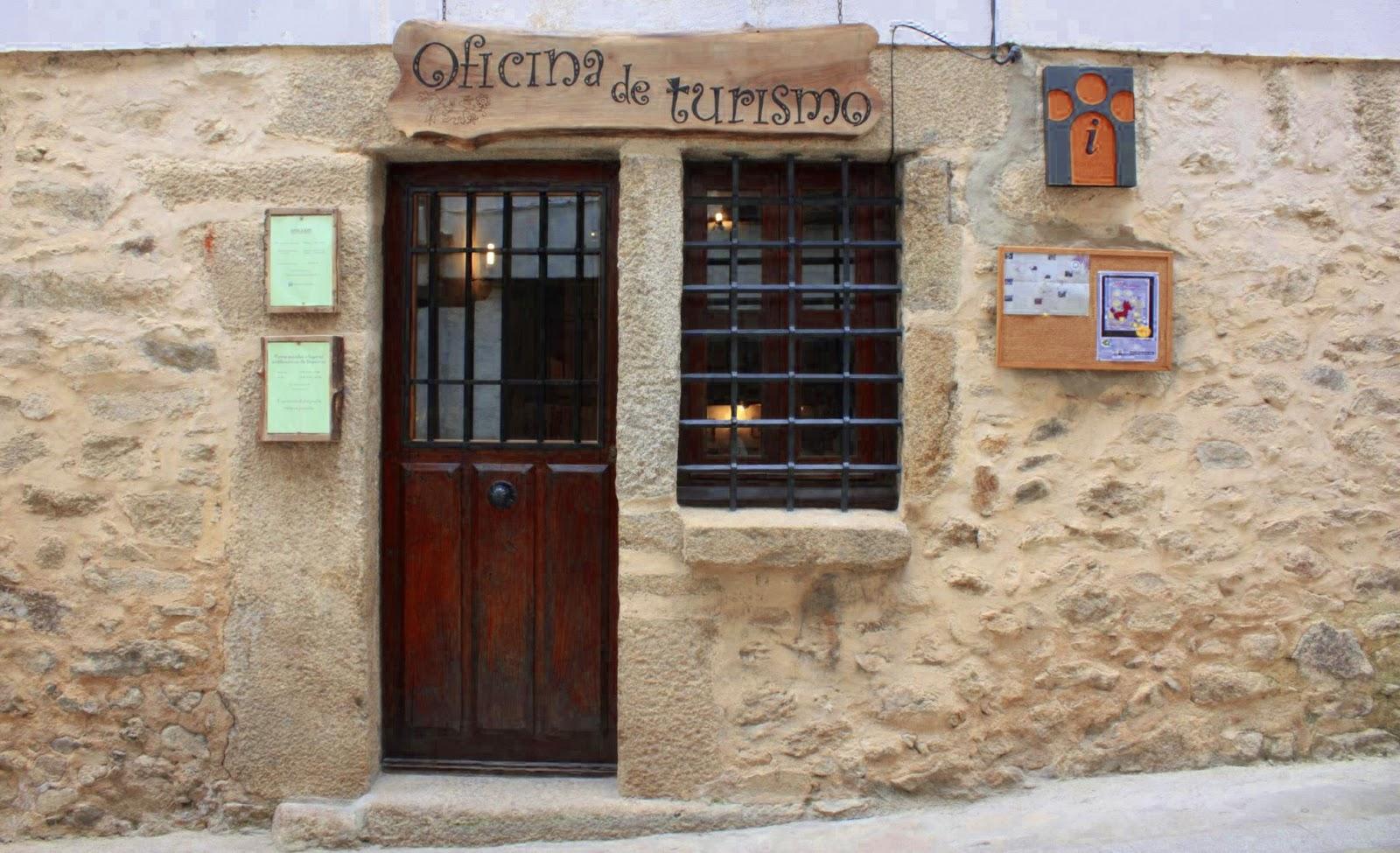 Entresierras revista digital salamanca la oficina de turismo de sequeros echa el cierre - Oficina de turismo en salamanca ...