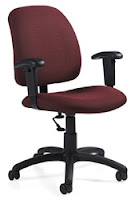 Global Total Office Goal Low Back Chair