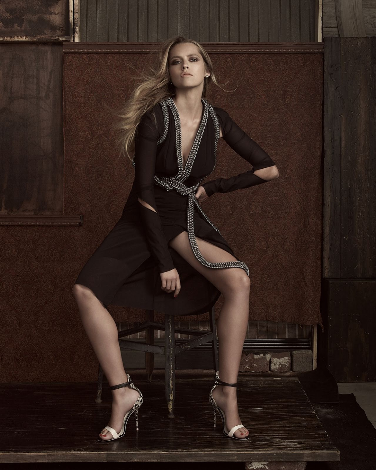 Teresa Palmer  Vvv Magazine Fall Winter 2015  Fashion -9624