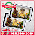 Bento Box Purwokerto SEHAT HIGIENIS | 0858.5566.6049