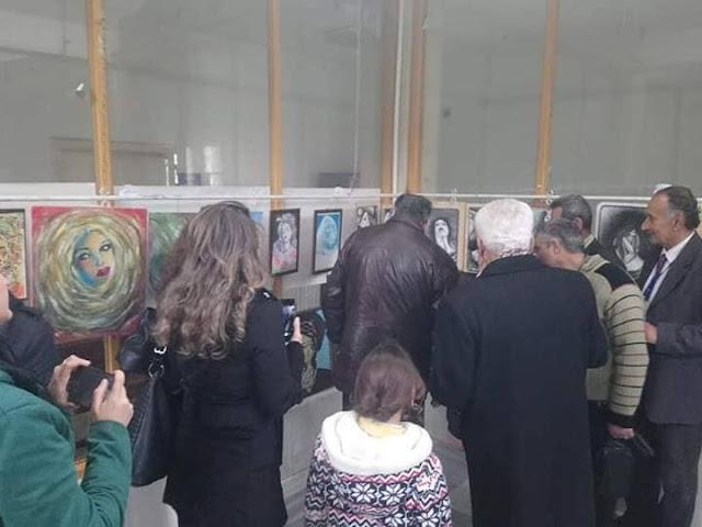 ملتقى البيادر يتألق في أسبوعه الثقافي في جبلة
