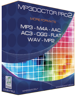 Free Download Mp3Doctor PRO2 (c130) Full Version - Ronan Elektron