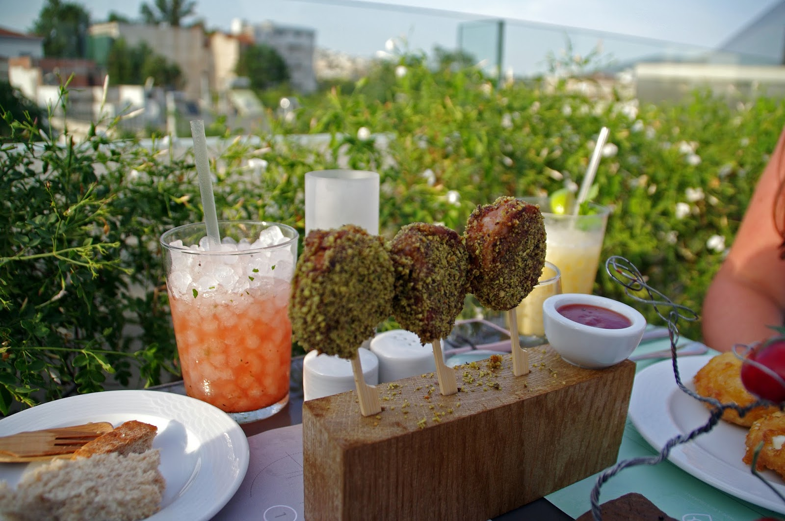 POINT a Restaurant Tapas Entrees