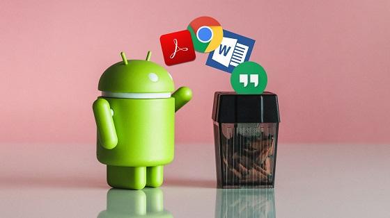 Cara hapus aplikasi bawaan pabrik di android dengan MUDAH dan AMAN tanpa root