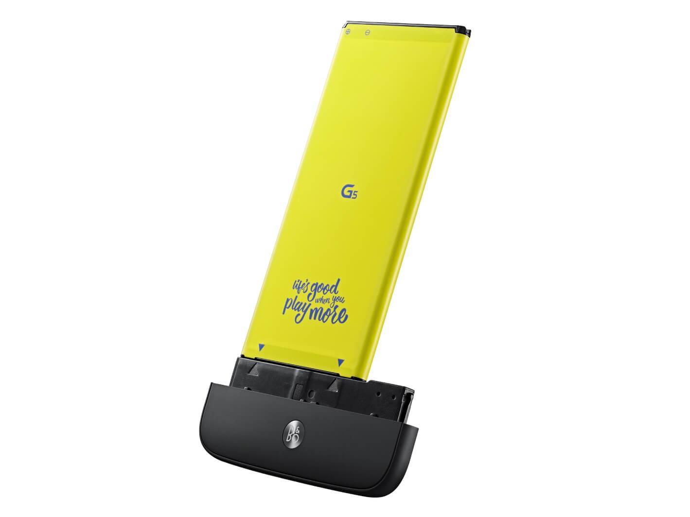 مواصفات وسعر الموبايل  LG G5 بالصور والفديو