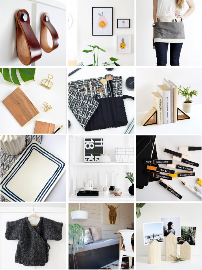 25 Gorgeous New DIY Weekend Projects