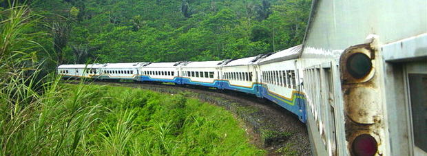 bromo ijen tour by train