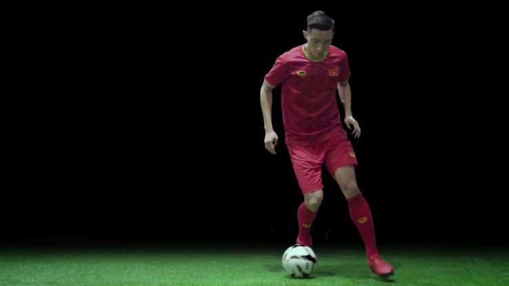 Vietnam 2019 Asian Cup Home Kit. This is the Grand Sport ... 819100f0a