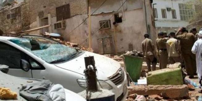 Aksi Teroris Terhadap Masjidil Haram, Mekkah, Berhasil di Gagalkan Polisi Arab Saudi