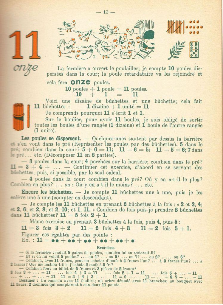 Manuels anciens: Bertin, Livre de Calcul pour les Tout ...