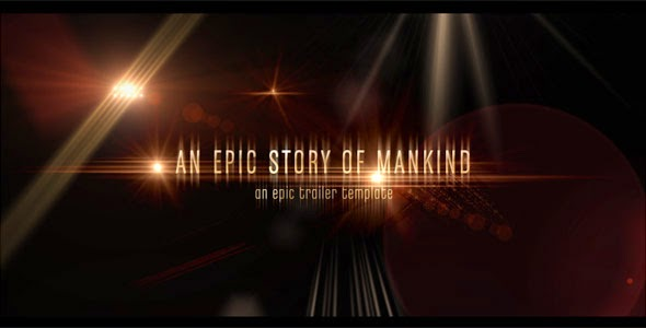 VideoHive Mystical Rings - Epic Trailer