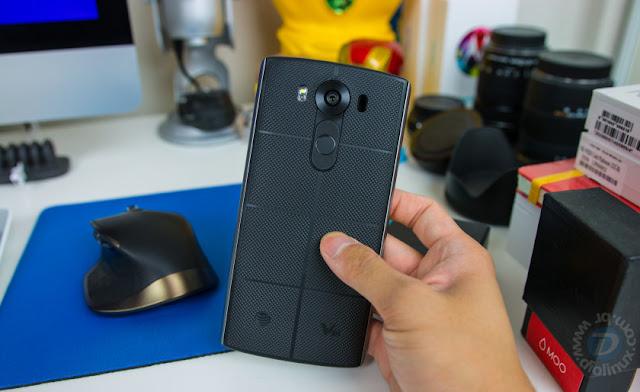 LG terá o primeiro Smartphone  com Android 7