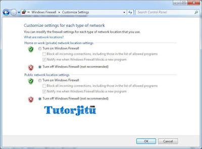 pengertian windows firewall