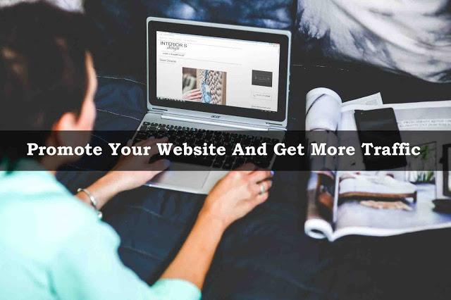 Best Ways To Promote Your Website