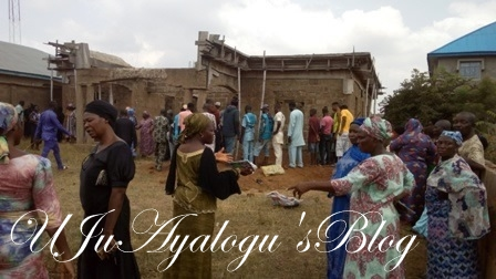 Shock, Drama As Popular Church Pastor 'Oyedepo' Hires Thugs To Prevent Dead Wife's Burial in Kwara ...See Photo
