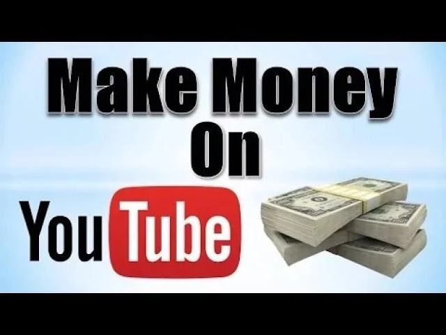 youtube make money online