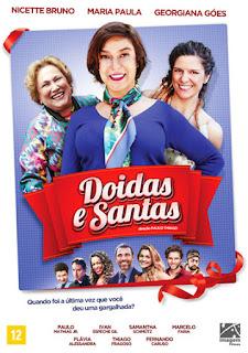 Doidas e Santas - DVDRip Nacional