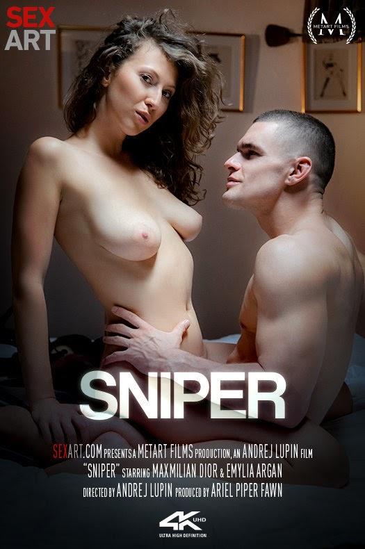 [Sex-Art] Emylia Argan, Maxmilian Dior - Sniper