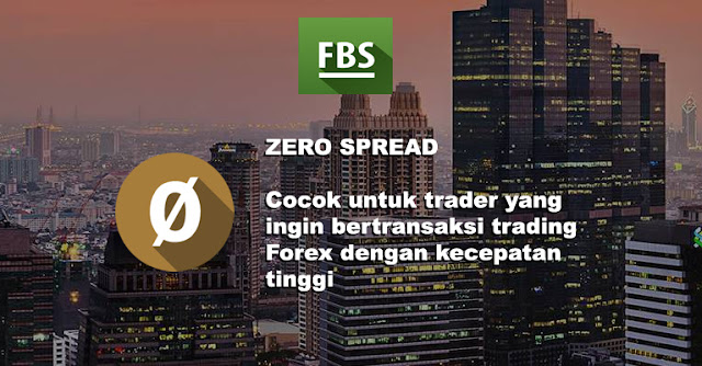Akun Zero Spread