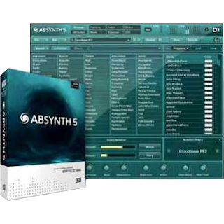 Native Instruments - Absynth 5 STANDALONE Full version