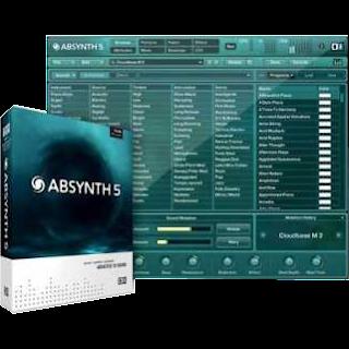 Native Instruments - Absynth 5 v5.1.0 Full version
