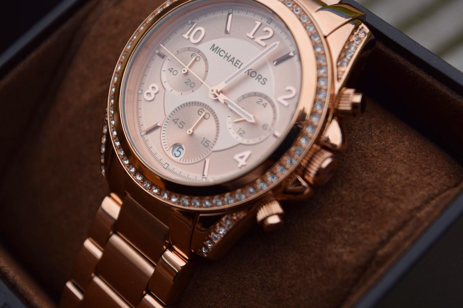 Najnowsze Confession of a beautyholic...: Michael Kors zegarek idealny MK 5263 ES35