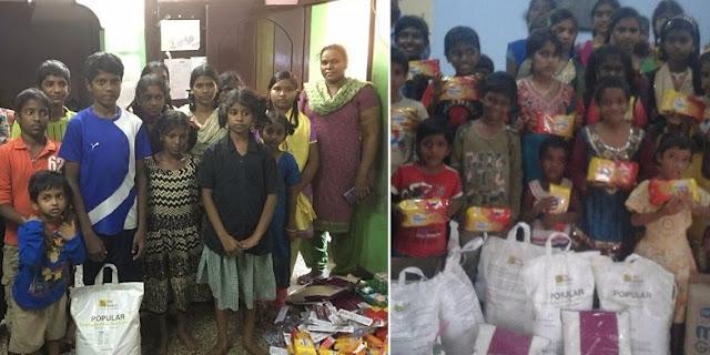 இந்தியா முழுதும் 7 லட்சம் ஏழை மக்களுக்கு உதவிய சென்னையைச் சேர்ந்த சமூக நிறுவனம் 'GiveAway' !