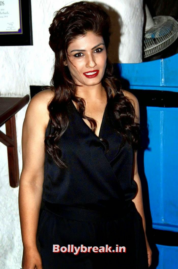 Raveena Tandon, Heropanti Success Party