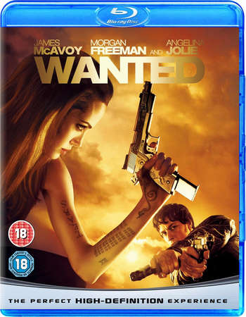 Wanted 2008 Dual Audio 720p BRRip [Hindi – English]