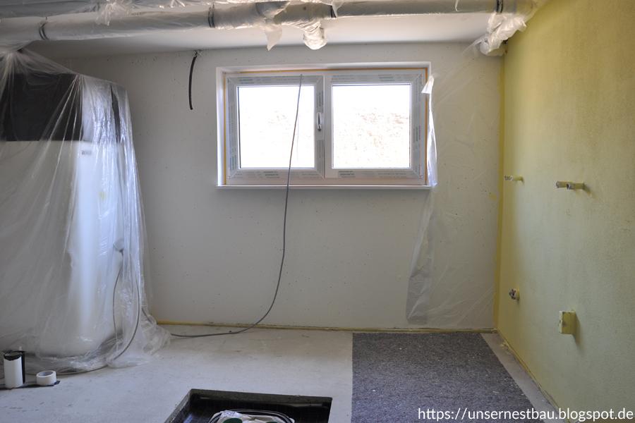 Kellerraum Gestalten unser nestbau malerarbeiten im keller aus betongrau wird schön