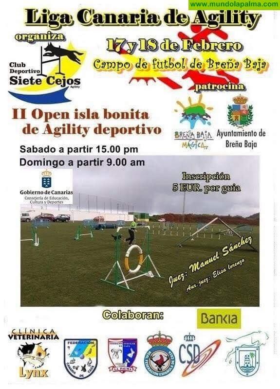 II Open Isla Bonita de Agility Deportivo