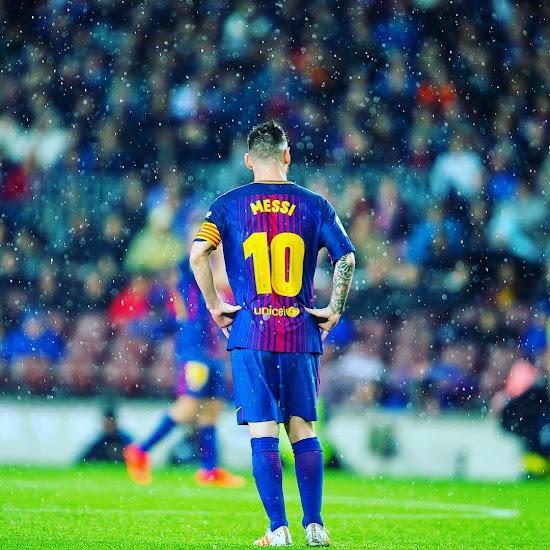 b856a55dddcc Messi Wears One of a Kind Custom Adidas Nemeziz Boots - Footy Headlines