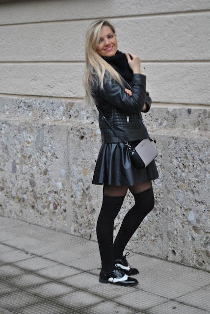 outfit calze parigine come abbinare le calze parigine come abbinare le calze parigine how to match thoughts outfit febbraio 2016 outfit casual invernali outfit invernali ragazze bionde blonde hair blondie blonde girl mariafelicia magno fashion blogger colorblock by felym fashion blog italiani fashion blogger italiane blog di moda blogger italiane di moda fashion blogger bergamo fashion blogger milano fashion bloggers italy italian fashion bloggers influencer italiane italian influencer
